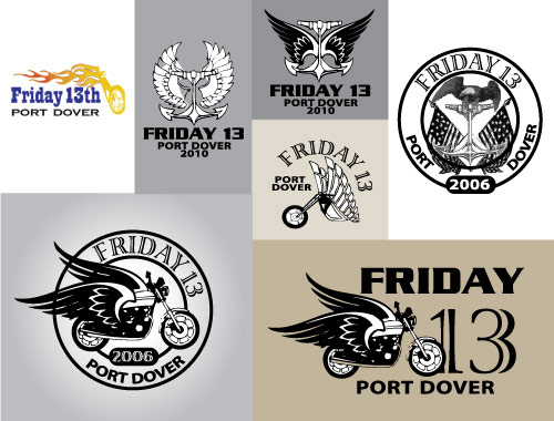 Friday13 Logo