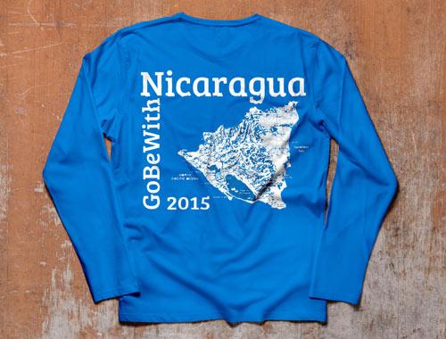 Nicaragua Mission Trip t-shirt